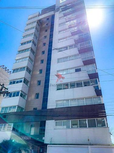 Apartamento Com 3 Dormitórios À Venda, 132 M² Por R$ 850.000,00 - Praia Grande - Torres/rs - Ap1741