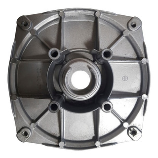 Tapa Base Motobomba 2 Pulgadas Aluminio Perfil Alto