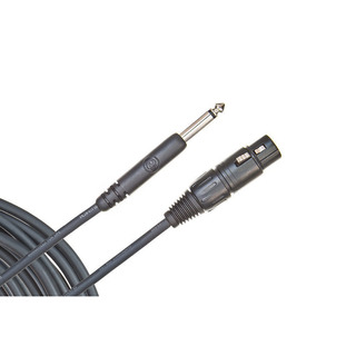Cable Xlr - Plug 7,5 Mts 25 Ft Planet Waves Pw-cgmic-25