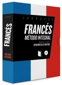 Francés Método Integral Aprendizaje (libro + Cd), Larousse #