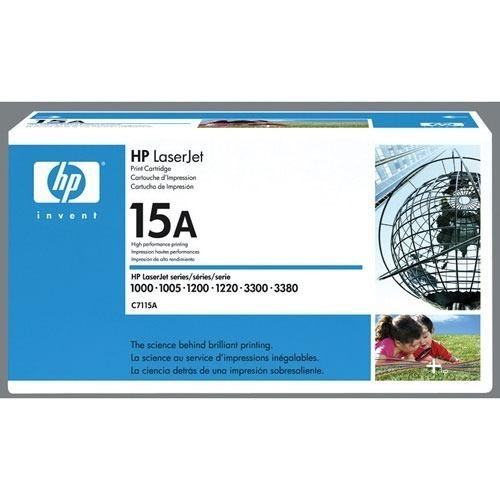 Toner Hp Laserjet 15a C7115a 1000/1005/1200/1220/3300/338