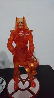 Orange Lex Luthor- Dc Direct Blackest Night - Loose