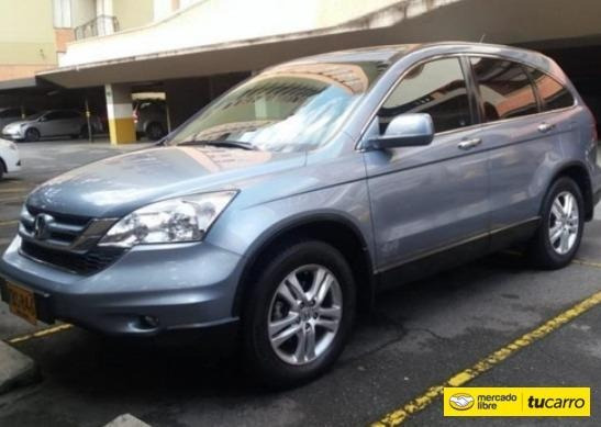 Honda Cr-v Exlc 2400 Cc 4wd At