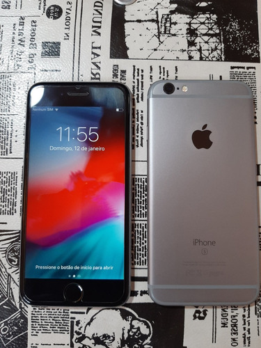 iPhone 6s 32 Gb De Memória