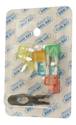 Mini Fusibles Blister 10 Unidades