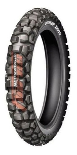 Cubierta Moto Dunlop D603 100/90 R19 57p Envio