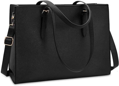 Imagen 1 de 7 de Bolsas De Mujer Totes 15.6 Pulgadas Portafolios Para Laptop
