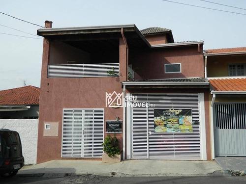 Casa Residencial À Venda, Jardim Residencial Itaim, Itu. - Ca1489