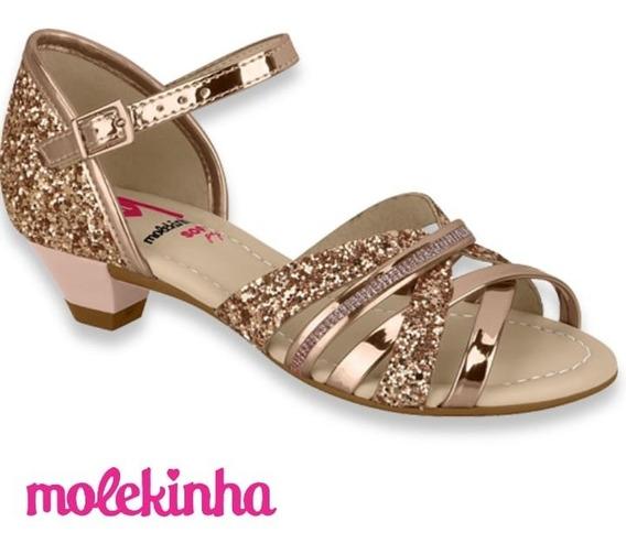 Sandalia Molekinha 2080.760