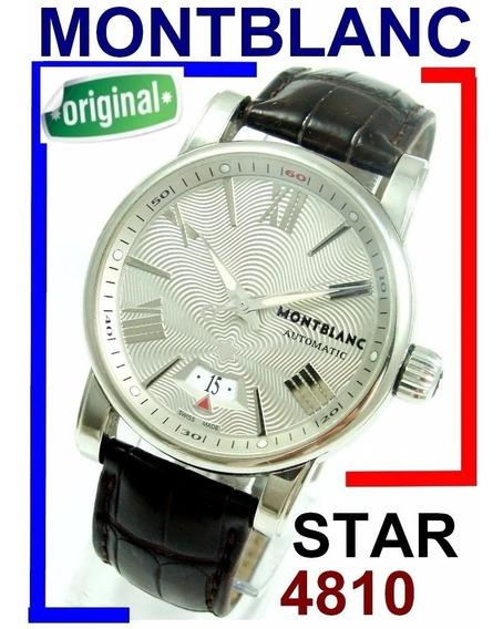 Montblanc Star 4810 Auto Xl Ref. 7102 Autêntico
