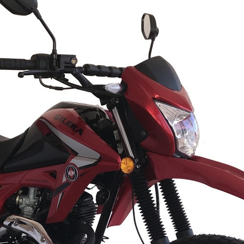 Gilera Smx 200cc S3 Sill La Plata