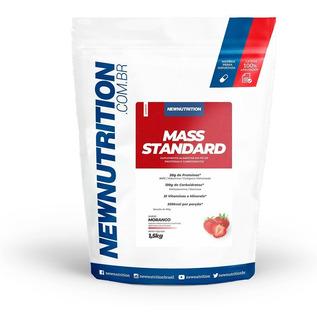 Hipercalórico Mass Standard 1,5 Kg - Newnutrition