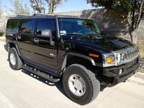 Hummer H2 Ee Qc Piel Vud Luxury 4x4 At