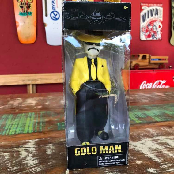 Homies Lowrider Golo Man (amarelo)