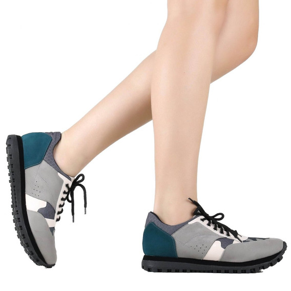 Tênis Feminino Zariff Shoes Jogging