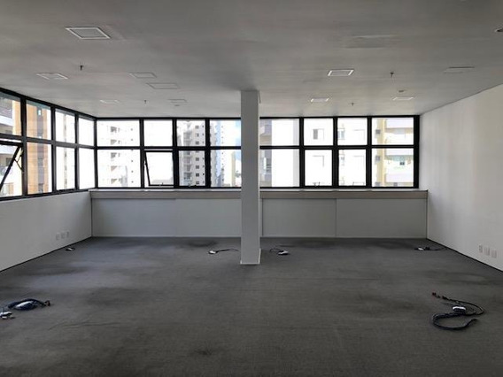 Sala Para Alugar, 108 M² Por R$ 4.100,00/mês - Tatuapé - São Paulo/sp - Sa0677