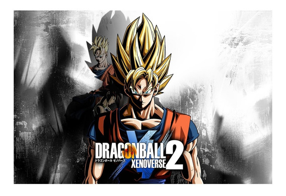 Dragon Ball Xenoverse 2 Português Pc Mídia Digital + 11 Dlcs