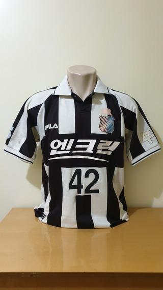 Camisa Puchon Coréia Do Sul Korea Fila #42 G
