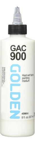 Imagen 1 de 1 de Golden Gac 900 Pintura Para Tela Pintura, Tamaño Mediano 8