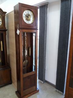 Relógio Antigo Alemão De Chão