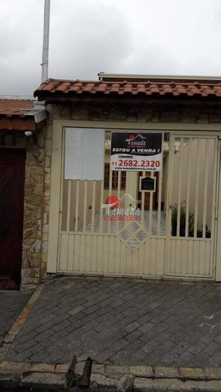 Sobrado Com 3 Dormitórios À Venda, 117 M² Por R$ 430.000 - Jardim Popular - São Paulo/sp - So3043