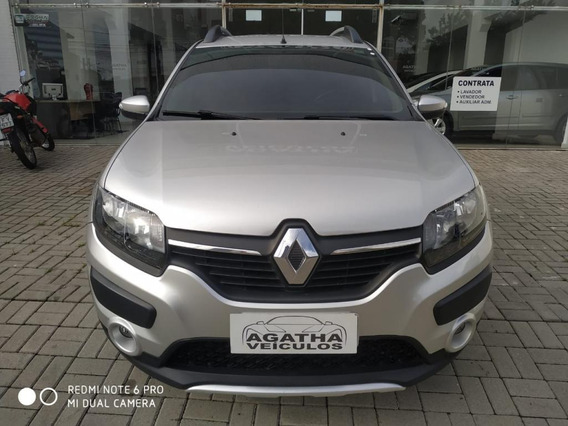 Renault Sandero Stepway 1.6 Flex - Completo