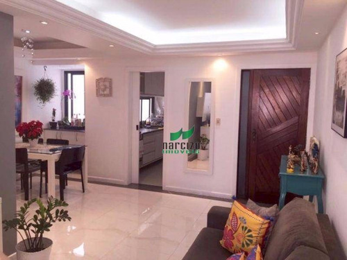 Imagem 1 de 19 de Apartamento Com 3 Dormitórios À Venda, 100 M² Por R$ 470.000,00 - Stiep - Salvador/ba - Ap0448