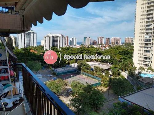 Imagem 1 de 15 de Apartamento-à Venda-barra Da Tijuca-rio De Janeiro - 100574