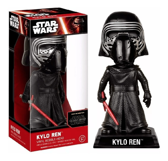 Funko Wacky Wobler Star Wars Kylo Ren
