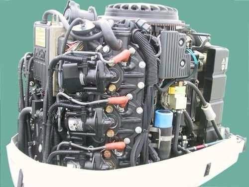 Motor De Popa Envirude 225 Hp Fich Ham 6cil Desmontado Pç