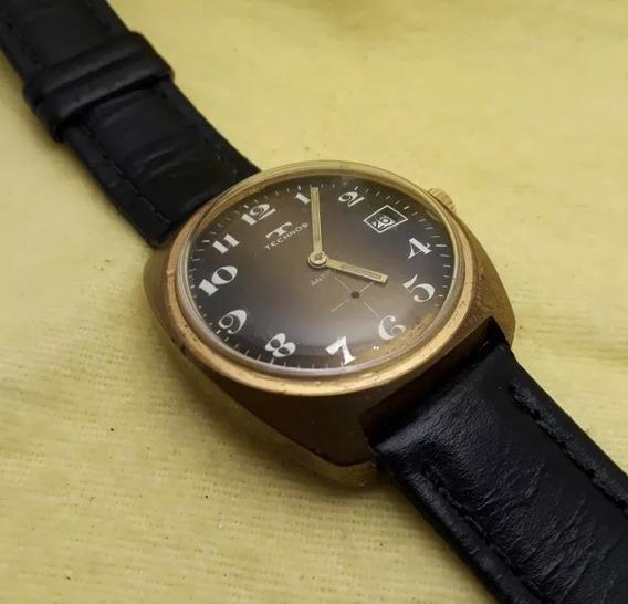 Relógio Technos Corda Manual