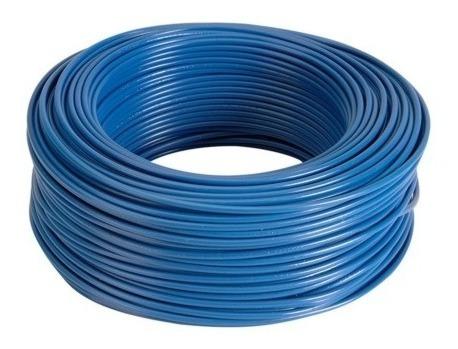 Imagen 1 de 3 de Cable Elecon N° 12 Thw 75° C Solido Por 20 Metros /