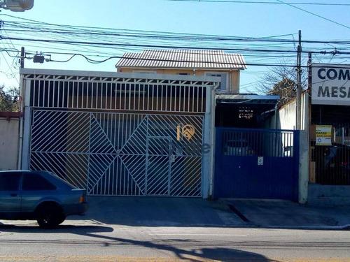 Excelente Imóvel Para Comercio E Moradia, Em Local Prívilegiado. - Ca1335