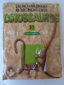 Dinossauro Descobrindo Mundo Dinossauros 37 Tanystropheus