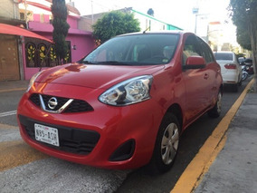 Nissan March 1.6 A/c Bluetooth Mandos Al Volante Automatico