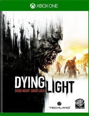 Jogo Xbox One Dying Light - Lacrado Game Xbox One