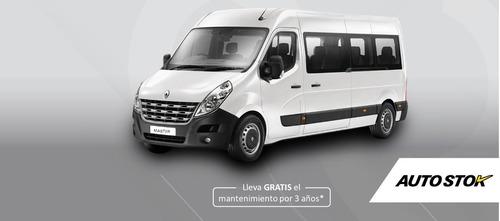 Imagen 1 de 14 de Renault Master 15+1 Transformación Incluida