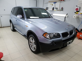 Bmw X3 2.5 2.5si Selective, Impecable , Muy Cuidada