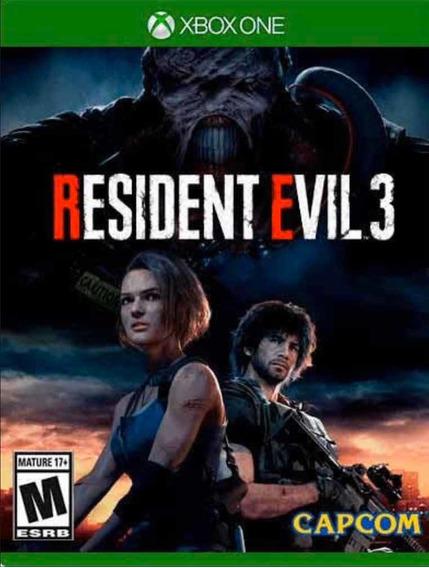 Resident Evil 3 Remake - Midia Digital - Online/offline