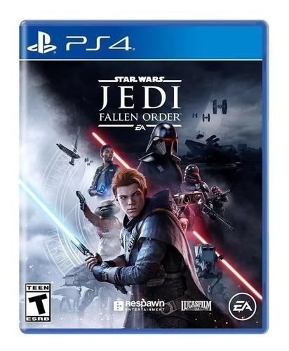 Imagen 1 de 4 de Star Wars: Jedi Fallen Order Standard Edition Electronic Arts PS4 Físico