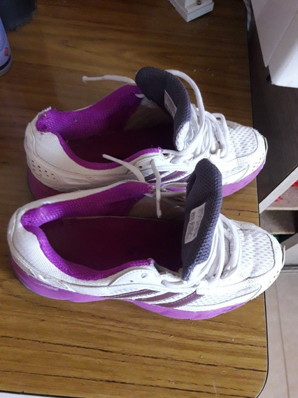 Zapatillas Mujer Numero 35 Usadas..marca adidas