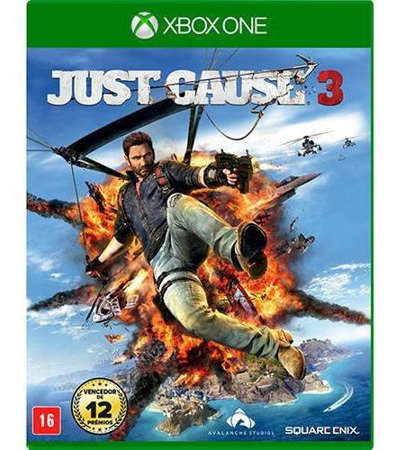 Just Cause 3 Xbox One Midia Digital