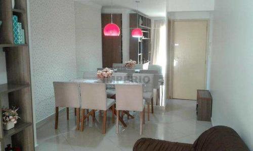 Imagem 1 de 14 de Apartamento Com 3 Dorms, Vila Rosália, Guarulhos - R$ 410 Mil, Cod: 4160 - V4160