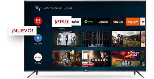 Smart Tv 50  4k Ultra Hd X50andtv Con Android Rca