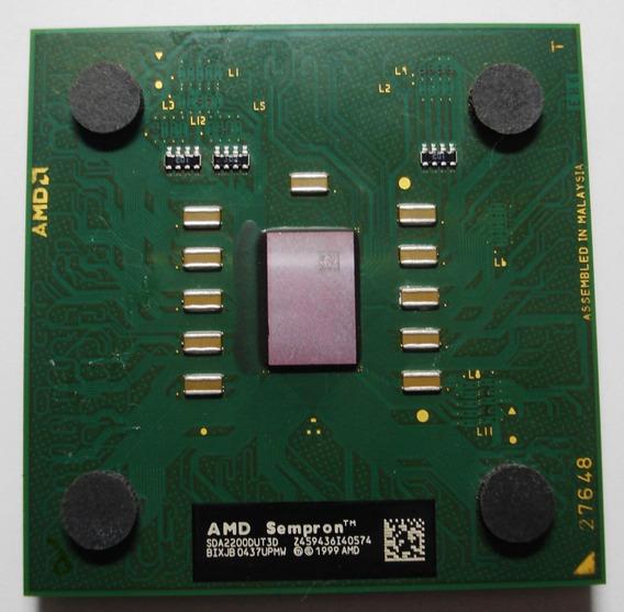Processador Amd Sempron Sda2200dut3d