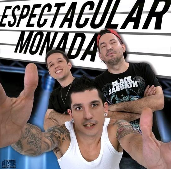 Cd La Monada Espectacular Original Musicanoba