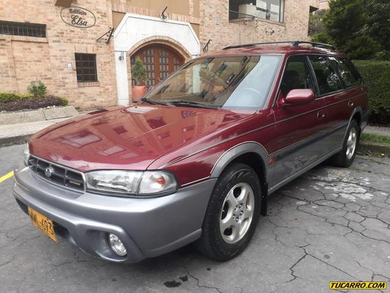 Subaru Outback Legacy 2.5 Mt 4x4