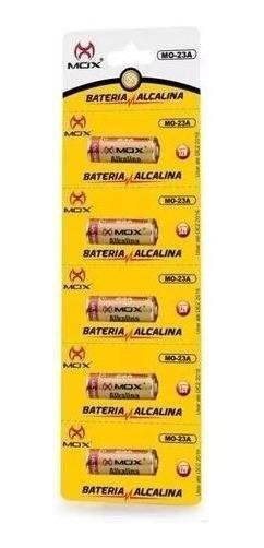 Bateria Alcalina-pilha Cartela 12v- Alarme/portão 5 Unidades