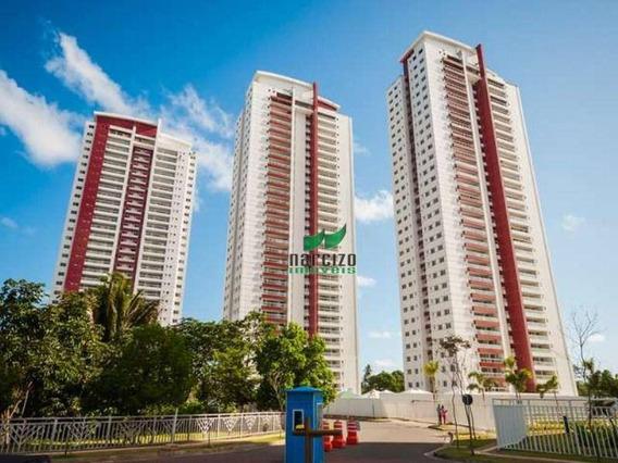 Apartamento Residencial À Venda, Patamares, Salvador - Ap0176. - Ap0176