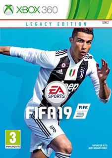 Fifa 19 Edicion Legada Xbox 360
